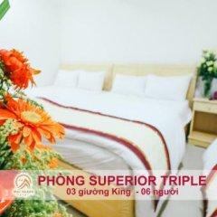 Mai Hoang Hotel Далат бассейн