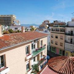 Hotel El Pozo балкон