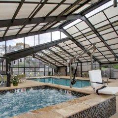 Holiday Inn Express Hotel & Suites MERIDIAN бассейн фото 3