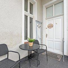 Апартаменты Lion Apartments - Scandi Love III Сопот балкон