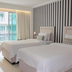 Отель Sugar Marina Resort - FASHION - Kata Beach 4* Номер Делюкс