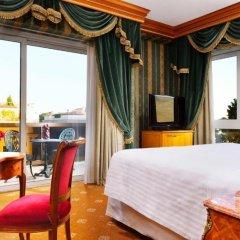 Отель Parco dei Principi Grand Hotel & SPA Италия, Рим - 7 отзывов об отеле, цены и фото номеров - забронировать отель Parco dei Principi Grand Hotel & SPA онлайн балкон