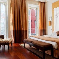 Отель Heritage Avenida Liberdade, a Lisbon Heritage Collection комната для гостей