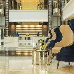 Radisson Blu Hotel, Ajman интерьер отеля фото 3
