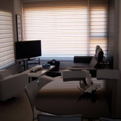 Отель Pallinio Apartments Кипр, Протарас - отзывы, цены и фото номеров - забронировать отель Pallinio Apartments онлайн интерьер отеля