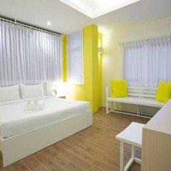 Отель Budacco Таиланд, Бангкок - 2 отзыва об отеле, цены и фото номеров - забронировать отель Budacco онлайн комната для гостей фото 2