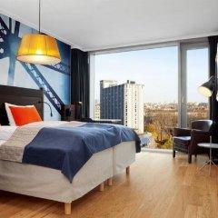 Отель Scandic Vulkan Осло комната для гостей фото 4