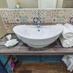 Гостиница Апарт-отель URoom на Первомайской в Москве отзывы, цены и фото номеров - забронировать гостиницу Апарт-отель URoom на Первомайской онлайн Москва ванная