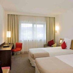 Отель Novotel Praha Wenceslas Square комната для гостей фото 5