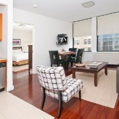 Отель Oakwood Residence Sixth Avenue США, Нью-Йорк - отзывы, цены и фото номеров - забронировать отель Oakwood Residence Sixth Avenue онлайн фото 2