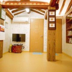 Отель Gung Guesthouse Южная Корея, Сеул - отзывы, цены и фото номеров - забронировать отель Gung Guesthouse онлайн комната для гостей