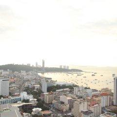 Отель Pattaya Central Sea View Pool Suite Паттайя пляж