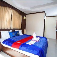 Отель Triple Rund Place комната для гостей