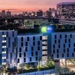 Отель Holiday Inn Express Bangkok Soi Soonvijai фото 15