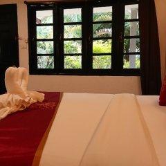 Отель The Krabi Forest Homestay сейф в номере