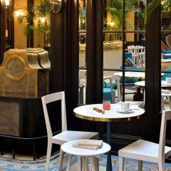 Отель L'Echiquier Opéra Paris MGallery by Sofitel Франция, Париж - 8 отзывов об отеле, цены и фото номеров - забронировать отель L'Echiquier Opéra Paris MGallery by Sofitel онлайн питание фото 3