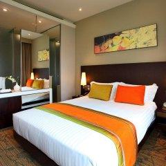 Отель Park Regis Singapore комната для гостей фото 2