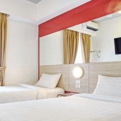 Отель Red Planet Aseana City, Manila комната для гостей