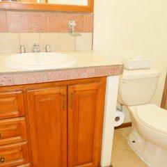 El Ameyal Hotel & Family Suites ванная фото 2