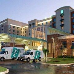 Отель Embassy Suites Columbus - Airport городской автобус