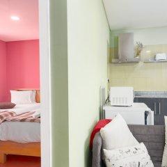 Отель Casas de Sequeiros Моимента-да-Бейра в номере