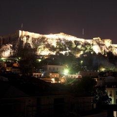 Отель Live in Athens Acropolis Suites балкон