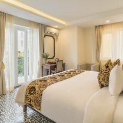 Отель Le Pavillon Hoi An Central Villa комната для гостей фото 3