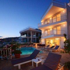 Отель Villa Su бассейн фото 2