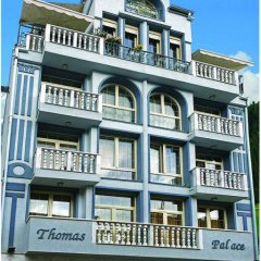 Отель Thomas Palace Apartments Болгария, Сандански - отзывы, цены и фото номеров - забронировать отель Thomas Palace Apartments онлайн фото 26