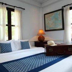 Отель Cafe de Laos Inn комната для гостей фото 3