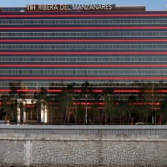 Отель NH Ribera del Manzanares фото 4