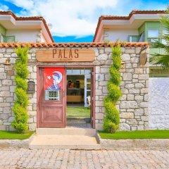 Отель Palas Alacati - Adults Only Чешме спортивное сооружение