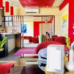Отель Surf View Hotel Мальдивы, Северный атолл Мале - отзывы, цены и фото номеров - забронировать отель Surf View Hotel онлайн интерьер отеля