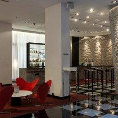 Отель Hilton Madrid Airport Мадрид гостиничный бар