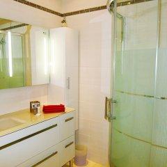 Отель Vue Jardin Massenet AP4079 Франция, Ницца - отзывы, цены и фото номеров - забронировать отель Vue Jardin Massenet AP4079 онлайн ванная