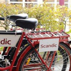 Отель Scandic Stavanger City Норвегия, Ставангер - отзывы, цены и фото номеров - забронировать отель Scandic Stavanger City онлайн спортивное сооружение