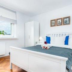 Отель Little Home - Alice Польша, Варшава - отзывы, цены и фото номеров - забронировать отель Little Home - Alice онлайн комната для гостей фото 2
