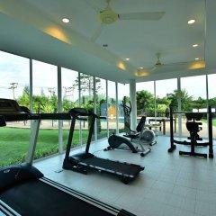 Отель Krabi Boat Lagoon Resort фитнесс-зал фото 2