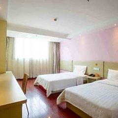 Отель 7 Days Inn Chongqing University Town Xijie Pedestrian Street Branch комната для гостей фото 2