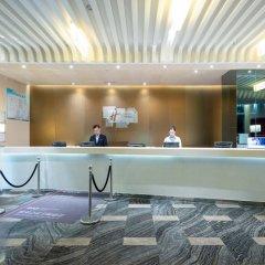 Отель Holiday Inn Express Shanghai New Hongqiao спа