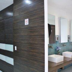 Отель Del Angel Мехико ванная