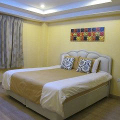 Отель Little House комната для гостей