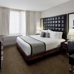 Distrikt Hotel New York City комната для гостей