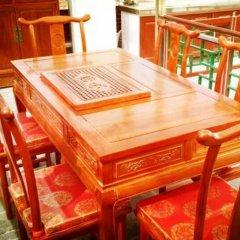 Отель Beijing Sihe Yiyuan Courtyard Hotel Китай, Пекин - отзывы, цены и фото номеров - забронировать отель Beijing Sihe Yiyuan Courtyard Hotel онлайн интерьер отеля
