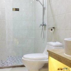 Heyuan Business Hotel ванная