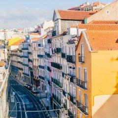 Отель Outsite Lisbon балкон