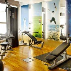 Отель Scandic Espoo фитнесс-зал
