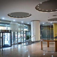 Отель Senator Parque Central Hotel Испания, Валенсия - 12 отзывов об отеле, цены и фото номеров - забронировать отель Senator Parque Central Hotel онлайн фитнесс-зал фото 4