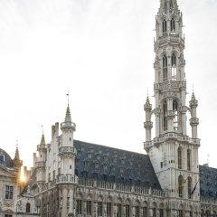 Отель Mercure Brussels Airport городской автобус