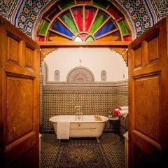 Отель Dar Mayssane Марокко, Рабат - отзывы, цены и фото номеров - забронировать отель Dar Mayssane онлайн ванная